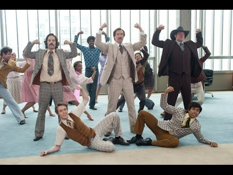 Anchorman 2: Super-sized R-rated Version Clip -...