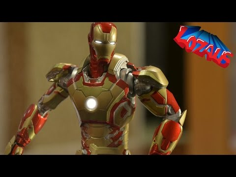 IRONMAN Stop Motion Action Video Part 1 Trailer