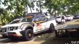 Video Pengemudi Panther Hadang Konvoi Pajero MP3, 3GP, MP4, WEBM, AVI, FLV Oktober 2017