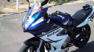 7. 2006 Suzuki GS500F