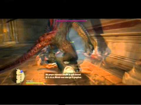 Dragons Dogma Dark Arisen DLC final boss part2