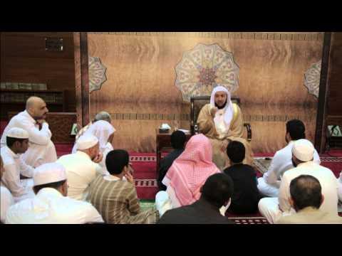 الحلقة (13) برنامج علمني محمد ﷺ ج٣