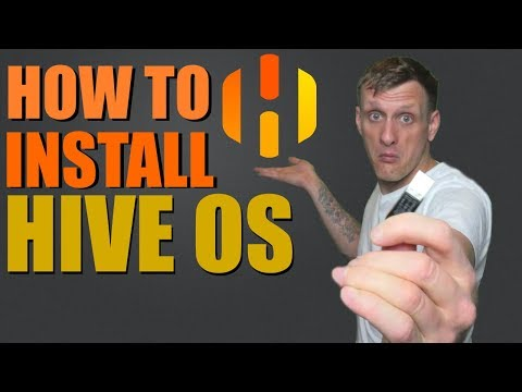 How to Install and Mine Cryptocurrency With Hive OS