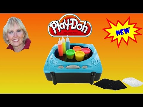 ♥♥ Play-Doh 3D Flash Art