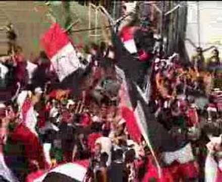 Video - Chacarita - La Famosa Banda de San Martin - Chacarita Juniors - Argentina