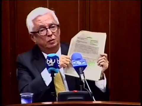 Rueda de prensa, 8 de marzo de 2017: Las trampas del Fiscal Martínez en Odebrecht-Grupo Aval