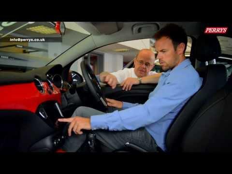Vauxhall ADAM presented by Paul O'Neill