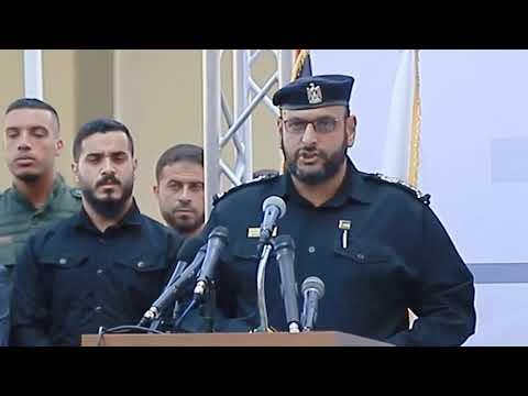 مدير شرطة مكافحة المخدرات خلال مؤتمر الإعلان عن إتلاف مواد مخدرة