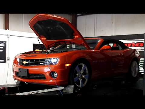 Vengeance Built 5th Gen Camaro SS Convertible/ Whippple, Cam, Stall, Headers Dyno Pull