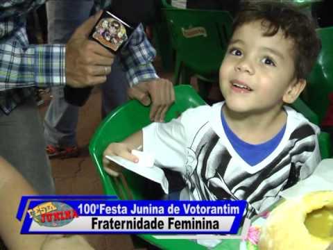 100ª Festa Junina de Votorantim - Fraternidade Feminina Votorantim