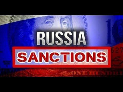 США И ЕС НАПРАВИЛИ НОВЫЕ САНКЦИИ ПРОТИВ РОССИИ (видео)