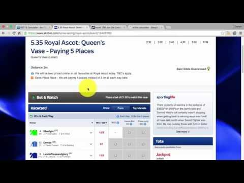 Enhanced Place Bookmaker Offers