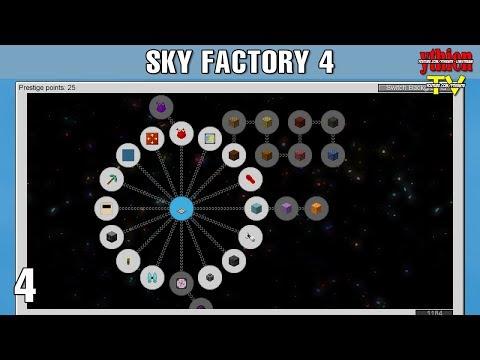 Sky Factory 4 04 - Hệ Thống Prestige Point - Thời lượng: 30 phút.