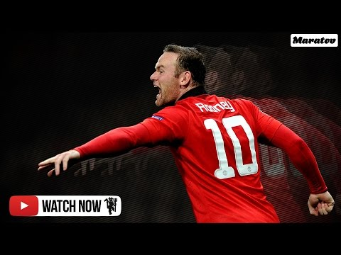 Wayne Rooney - Our Captain - Goals, Skills & Assists - 2013-14 - 720pᴴᴰ