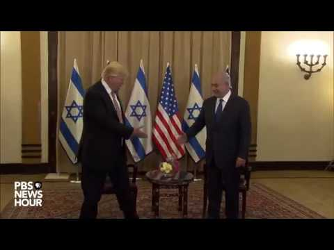HIGHLIGHTS: Trump meets Israeli Prime Minister Netanyahu