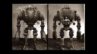 Video BIO ROBOTS | 5 SECRET SOVIET PROJECTS MP3, 3GP, MP4, WEBM, AVI, FLV Januari 2019