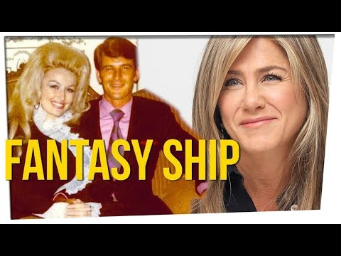 Dolly Partons Husband Wants Jenn Aniston ft. All Male Cast