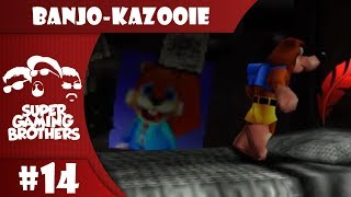 SGB Play: Banjo-Kazooie - Part 14 | A Bear and A BIrd Swim Under a Ship...