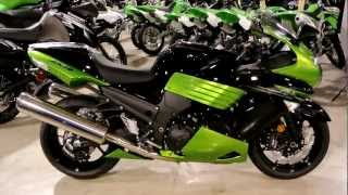 10. Brand new 2011 Kawasaki ZX14 Ninja