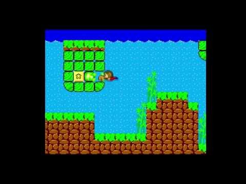 Video-Test sur Alex Kidd in the Miracle World