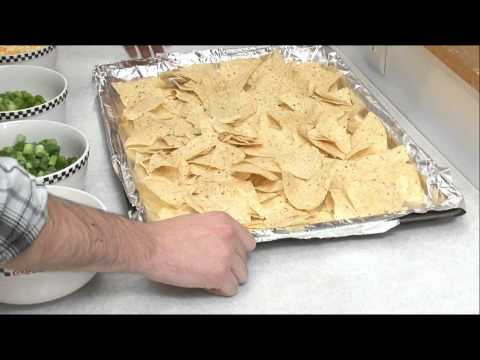 Nacho - This is a how to video on making nacho supreme for that big game, movie, or just for something to eat. You can change up the toppings to your liking but in t...