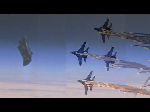 العرب اليوم - شاهد: الولايات المتحدة و روسيا يعدون أنفسهم لمهاجمة قمر الفارس الأسود!!