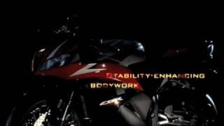 Honda CBR600RR Presentation