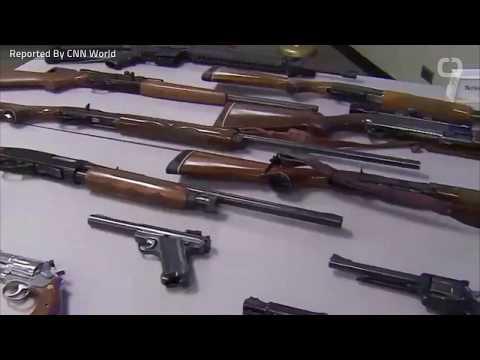 Guns kill almost 1,300 US children annually, study says