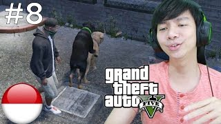 Video Gaya Anjing - Grand Theft Auto V - GTA 5 Part 8 MP3, 3GP, MP4, WEBM, AVI, FLV Agustus 2019