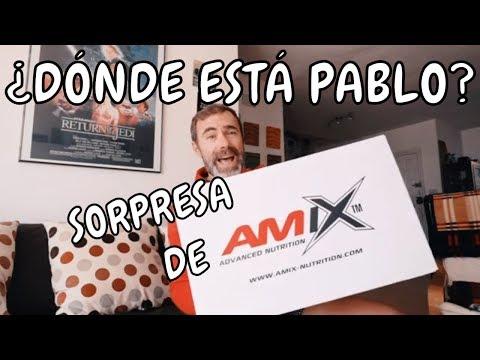 ¿DÓNDE ESTÁ PABLO? - SORPRESA DE AMIX NUTRITION -