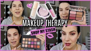MAKEUP THERAPY Shop My Stash… Using What Makes Me Happy by Beauty Broadcast