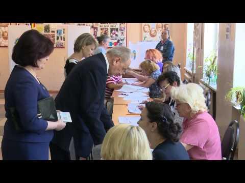 Președintele Republicii Moldova, Nicolae Timofti, și-a exprimat opțiunea de vot, la alegerile locale