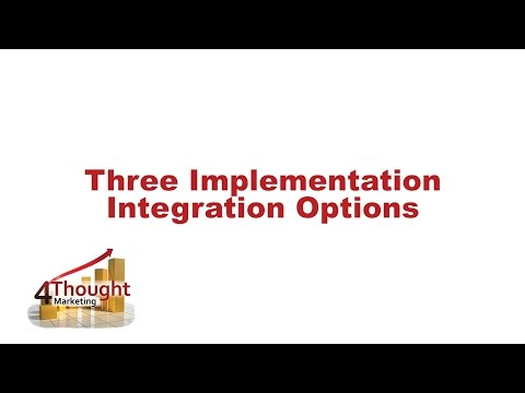 Basic Integrations