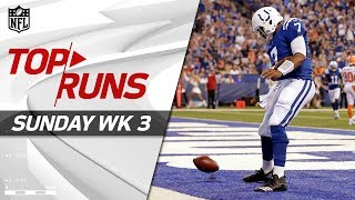 Top Runs from Sunday | NFL Week 3 Highlights by NFL