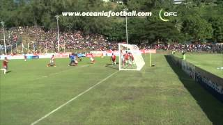 Tahiti have become the OFC Nations Cup 2012 champions by beating New Caledonia 1-0 in the final at Lawson Tama Stadium in...