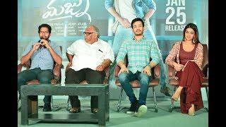 Mr Majnu Movie Pre Release Press Meet | Akhil Akkineni | Nidhhi Agerwal