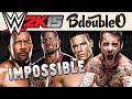 WWE 2K15 My Career Mode :: Amazing Lineup!