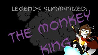 Video Legends Summarized: The Monkey King (Journey To The West Part 1) MP3, 3GP, MP4, WEBM, AVI, FLV Maret 2018