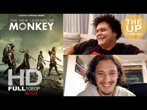 The New Legends of Monkey 2 interview with Chai Hansen and Josh Thomson
