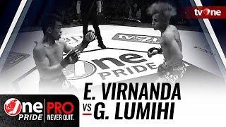 Video [HD] Edowar Virnanda vs Guardiola Lumihi - One Pride Pro Never Quit #20 MP3, 3GP, MP4, WEBM, AVI, FLV Oktober 2018