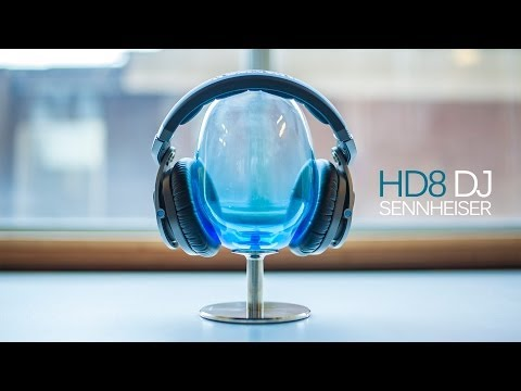 Best DJ Headphone? Sennheiser HD8 DJ Review