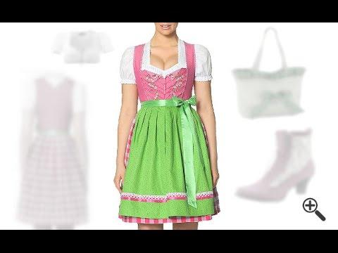 Dirndl Grün Pink: Warum sich Olivia in diese 3 Dirndl Outfit Ideen verliebte
