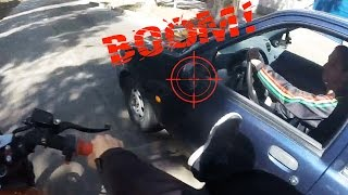 Video Stupid, Crazy & Angry People Vs Bikers | ROAD RAGE | Bad Drivers Caught On Go Pro [Ep.#113] MP3, 3GP, MP4, WEBM, AVI, FLV Juni 2017
