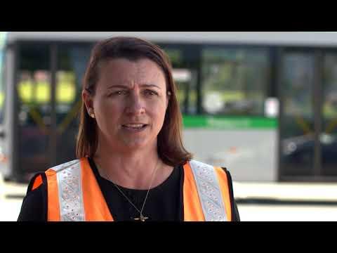 Stadium Bus Station Infrastructure Test