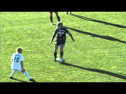 Video Highlights Oct. 13, 2010: Women's Soccer vs Dartmouth