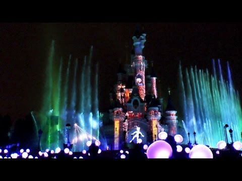 dlrpmagicvideo - Brave scene in 'Disney Dreams!' at Disneyland Paris by http://www.dlrpmagic.com: Disneyland Paris at the click of a mouse! Brand new scene for the extended 2...