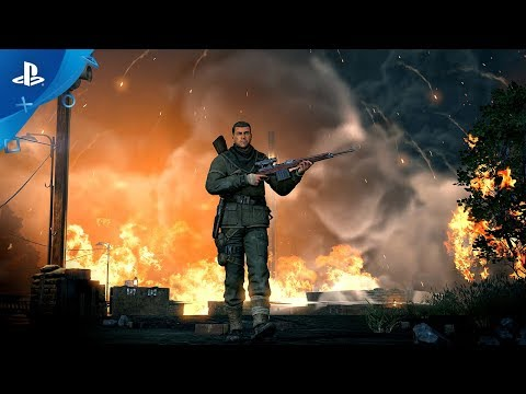 Sniper Elite V2 Remastered - Reveal Trailer | PS4 - Thời lượng: 87 giây.