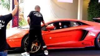 Video LIBERTY WALK Edition Lamborghini Aventador from Bandung INDONESIA MP3, 3GP, MP4, WEBM, AVI, FLV November 2017