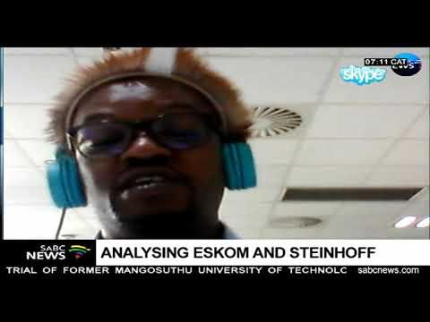 Analysing Eskom and Steinhoff Part 2