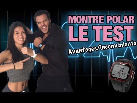 La MONTRE POLAR : LE TEST by Bodytime